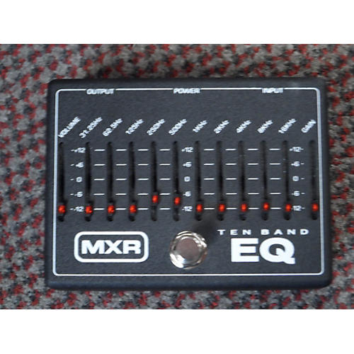 MXR M108 10 Band EQ Pedal-thumbnail
