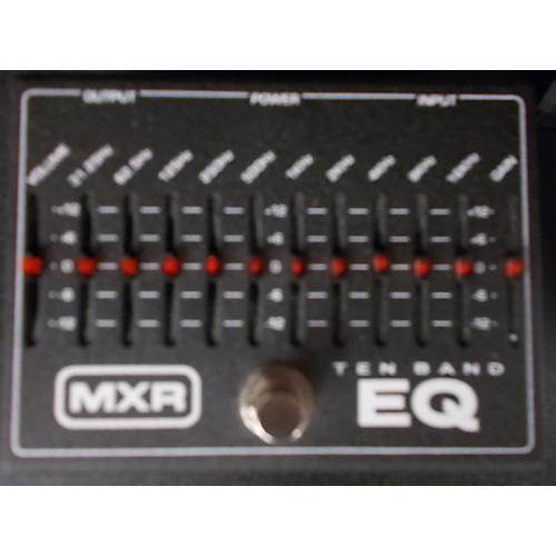 Dunlop M108 Ten Band EQ Pedal