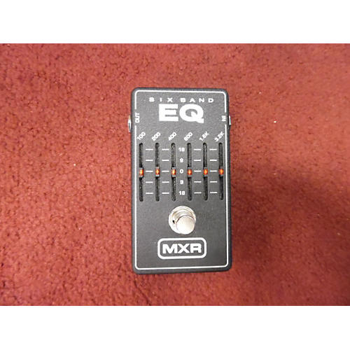 MXR M109 6 Band EQ Pedal-thumbnail