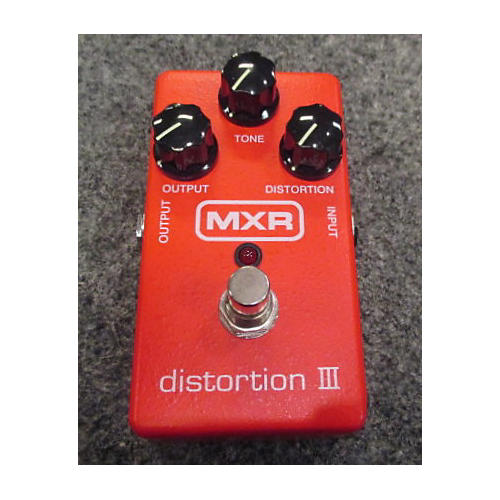 MXR M115 Distortion III Effect Pedal