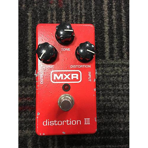 MXR M115 Distortion III Effect Pedal