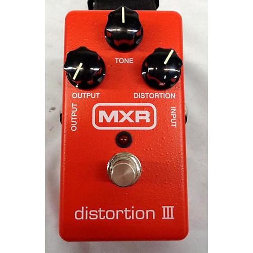used mxr m115 distortion iii effect pedal guitar center. Black Bedroom Furniture Sets. Home Design Ideas