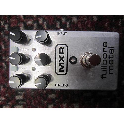 MXR M116 Fullbore Metal Distortion Effect Pedal-thumbnail