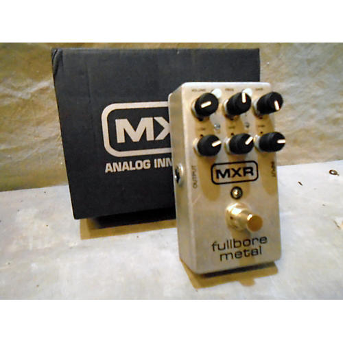 MXR M116 Fullbore Metal Distortion Effect Pedal