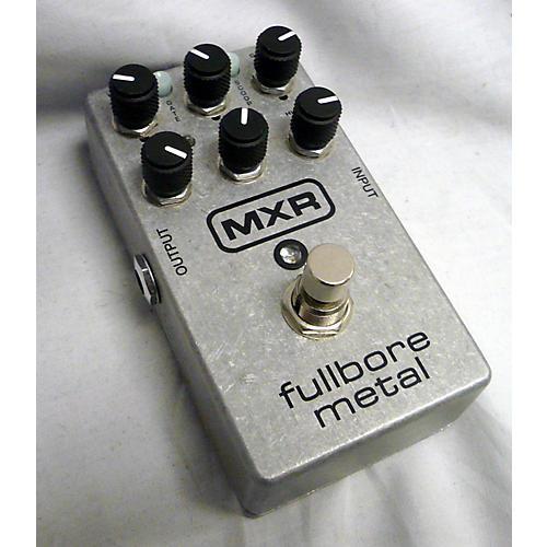 used mxr m116 fullbore metal distortion effect pedal guitar center. Black Bedroom Furniture Sets. Home Design Ideas