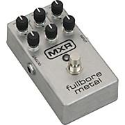 MXR M116 Fullbore Metal Distortion Guitar Effects Pedal