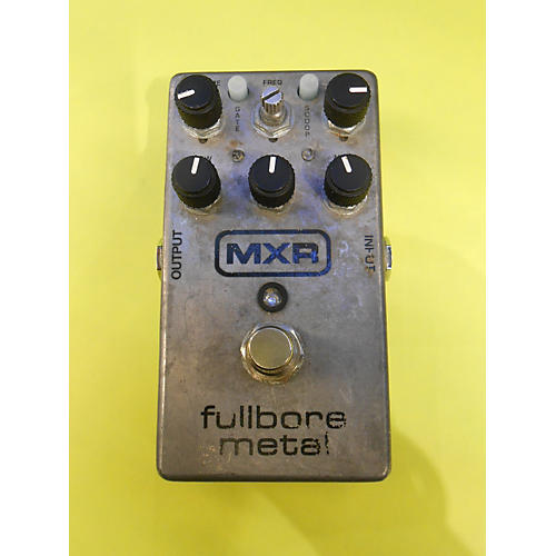 MXR M116 Fullbore Metal Distortion-thumbnail