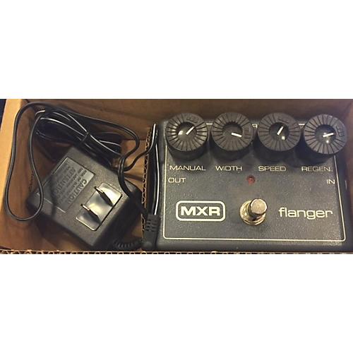 MXR M117R FLANGER Effect Pedal-thumbnail
