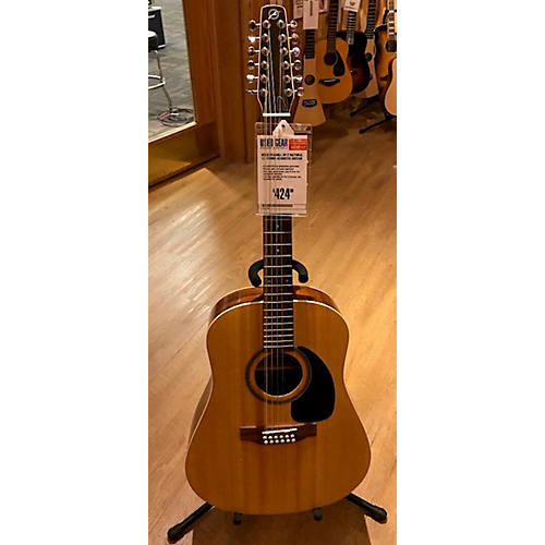 Seagull M12 12 String Acoustic Guitar-thumbnail