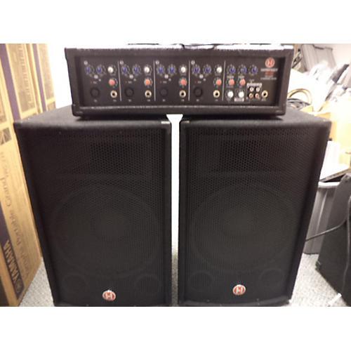 Harbinger M120 Sound Package-thumbnail