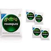 Martin M1200 Marquis 80/20 Bronze Medium Acoustic Guitar Strings