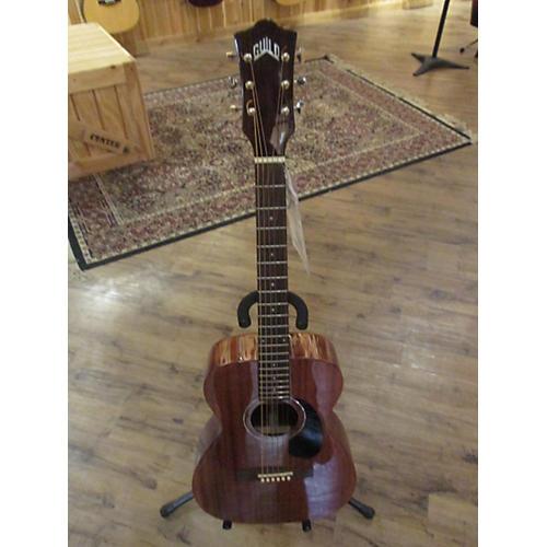Guild M120ENAT Acoustic Electric Guitar-thumbnail