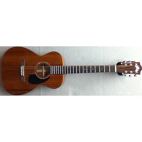 Guild M120ENAT Mahogany Acoustic Guitar-thumbnail