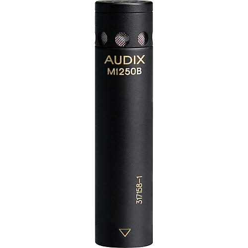 Audix M1250B Miniaturized Condenser Microphone Hypercardioid Standard-thumbnail