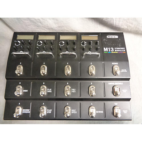 Line 6 M13 Stompbox Modeler Effect Processor-thumbnail