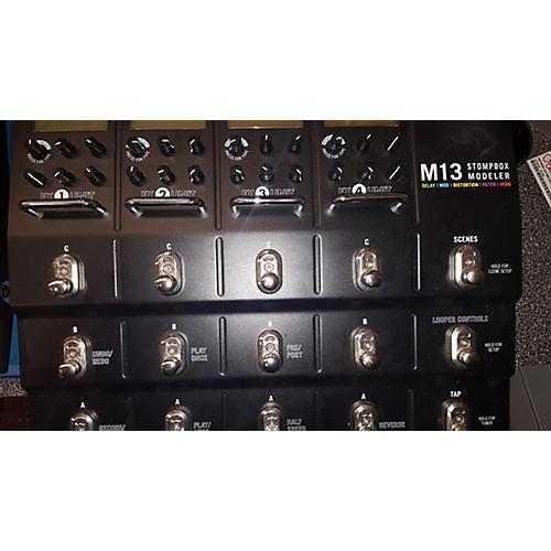 Line 6 M13 Stompbox Modeler Effect Processor-thumbnail