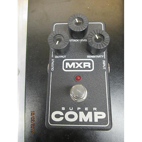 MXR M132 Super Comp Effect Pedal-thumbnail