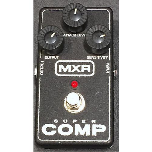 MXR M132 Super Comp Effect Pedal-thumbnail