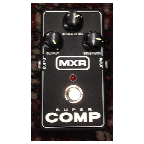 MXR M132 Super Comp Effect Pedal