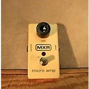 MXR M133 Micro Amp Pre Effect Pedal