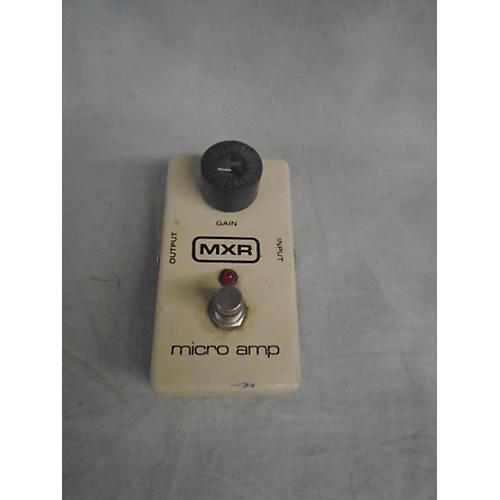 MXR M133 Micro Amp Pre Effect Pedal-thumbnail