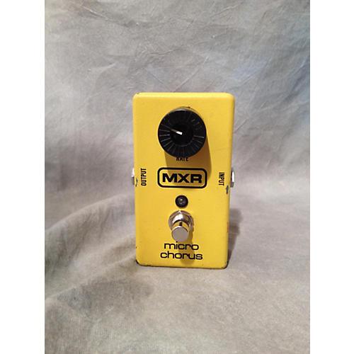 MXR M148 Micro Chorus Effect Pedal