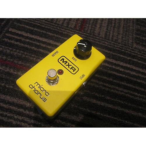 MXR M148 Micro Chorus Effect Pedal-thumbnail
