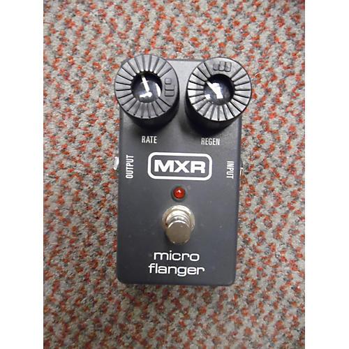 MXR M152 Micro Flange Effect Pedal-thumbnail