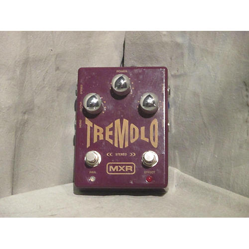 MXR M159 Stereo Tremolo Effect Pedal