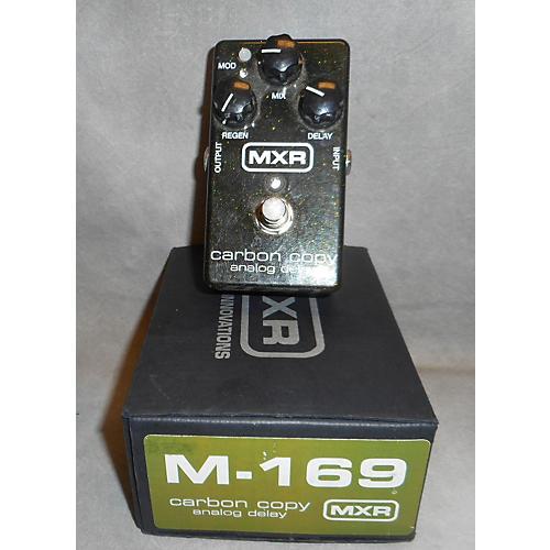MXR M169 Carbon Copy Analog Delay ELEC PEDAL-E VOLUME-thumbnail