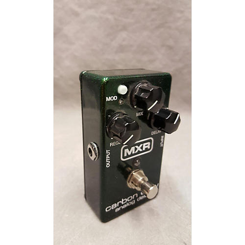 MXR M169 Carbon Copy Analog Delay Effect Pedal-thumbnail