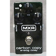 MXR M169 Carbon Copy Analog Delay Effect Pedal