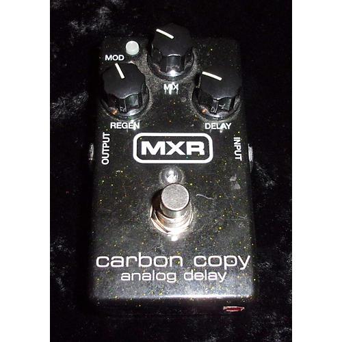 MXR M169 Carbon Copy Analog Delay Effect Pedal-thumbnail