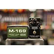 MXR M169 Carbon Copy Analog Delay Effect Pedal