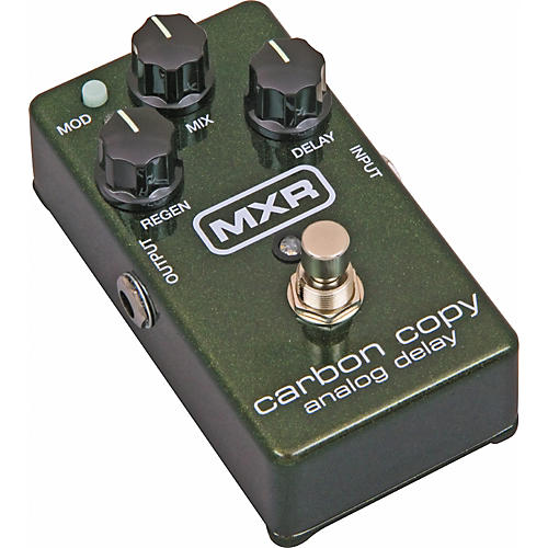 MXR M169 Carbon Copy Analog Delay Guitar Effects Pedal-thumbnail