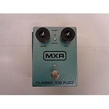 MXR M173 Classic Jazz 108 Fuzz Effect Pedal