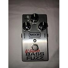 MXR M182 El Grande Bass Fuzz Bass Effect Pedal