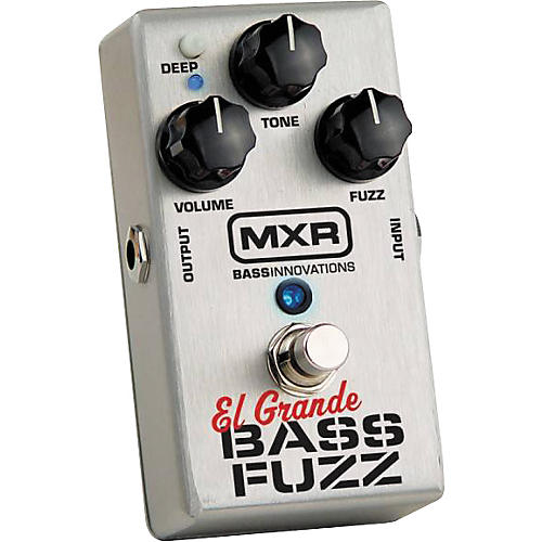 MXR M182 El Grande Bass Fuzz Pedal