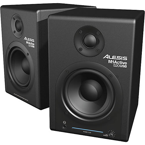 Alesis M1Active 520 USB Studio Monitors-thumbnail