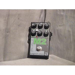 Pre-owned AMT Electronics M2 Effect Pedal by AMT Electronics