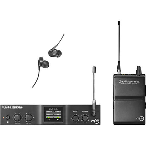 Audio-Technica M2 In-Ear Wireless Monitor System