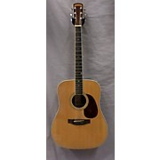 Morgan Monroe M20 Acoustic Electric Guitar