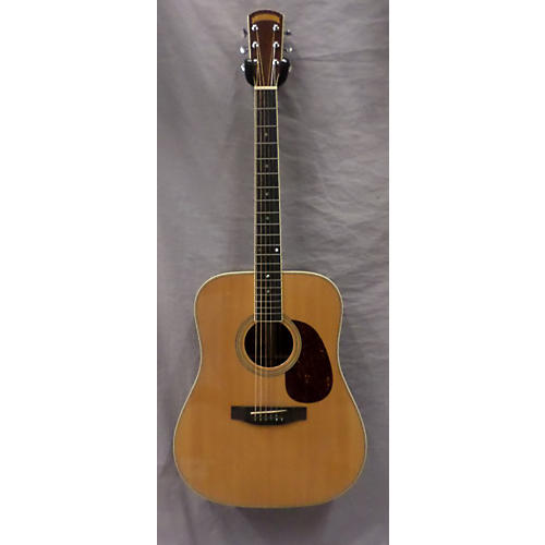Morgan Monroe M20 Acoustic Electric Guitar-thumbnail