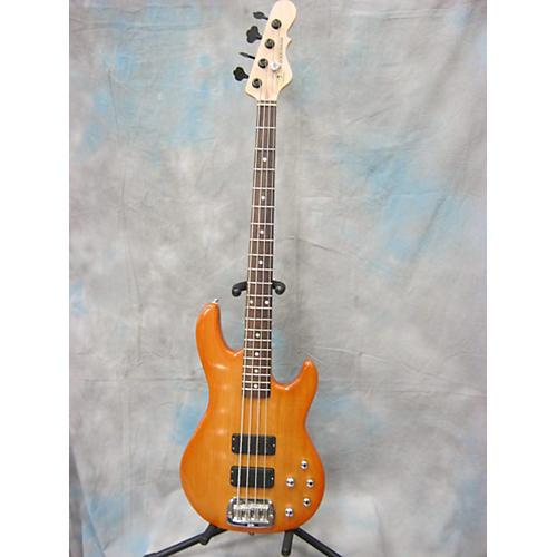 G&L M2000 Tribute Antique Natural Electric Bass Guitar-thumbnail