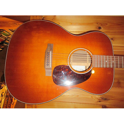 Martin M21 STEVE EARLE Acoustic Guitar-thumbnail