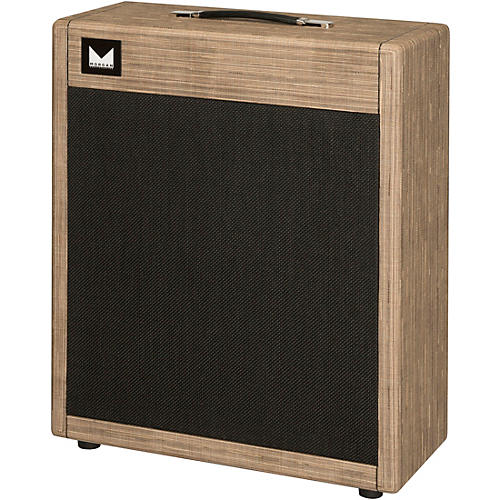 Morgan Amplification M212V Vertical 150W 2x12 Guitar Speaker Cabinet with Celestion Creamback Speakers