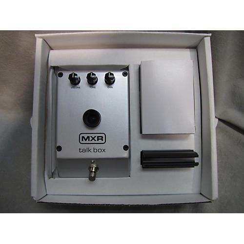 MXR M222 Silver Effect Pedal-thumbnail