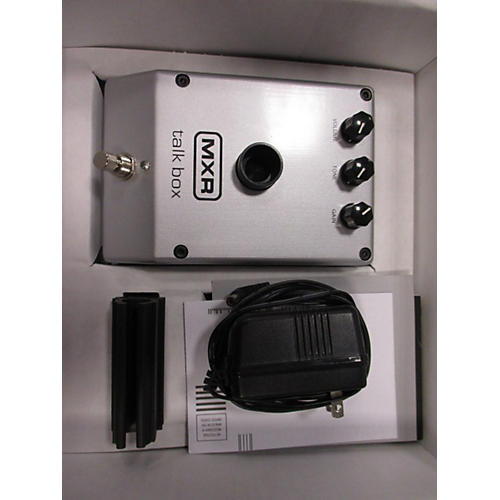 MXR M222 Talkbox Effect Pedal-thumbnail