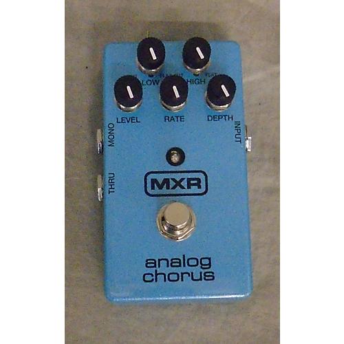 MXR M234 Analog Chorus Effect Pedal-thumbnail