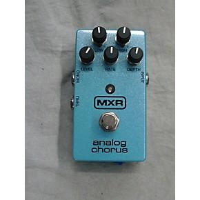 used mxr m234 analog chorus effect pedal guitar center. Black Bedroom Furniture Sets. Home Design Ideas